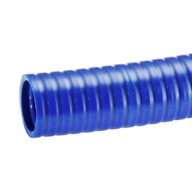 Rutab 1410491 Beskyttelsesslange hygienisk, JFBD, blå