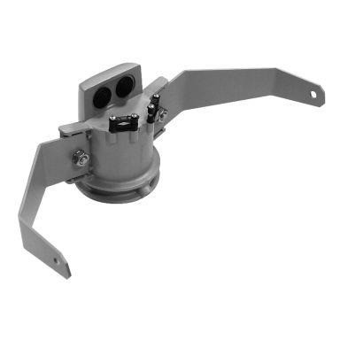 Scan Interlight 14174094 Stolptoppsfäste enkelt, Ø60-76mm