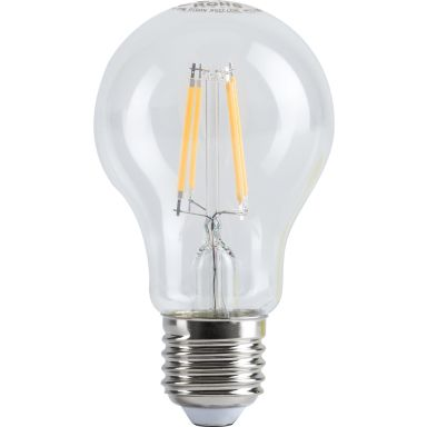 Gelia Normal Retro LED-lampa 5 W, klar