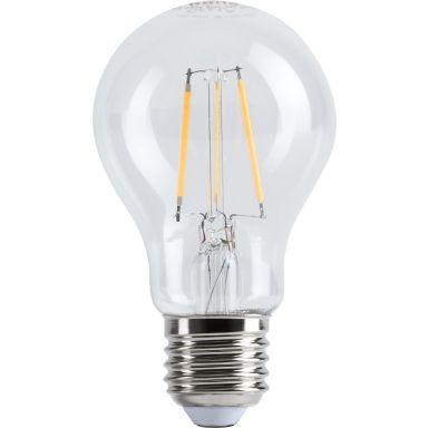 Gelia Normal Retro LED-lampa 4 W, klar