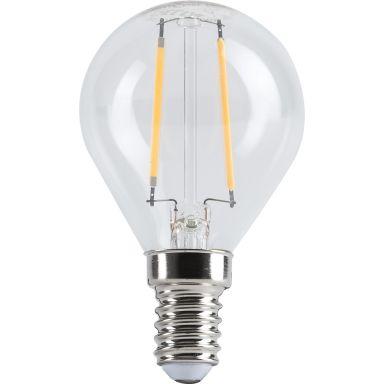 Gelia Retro LED-lampa E14-sockel, 2-pack