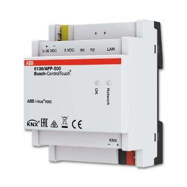 ABB 6136-0-0202 Gateway-yhdyskäytävä IP/KNX