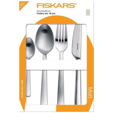 Fiskars Functional Form Bestikksett 16 deler