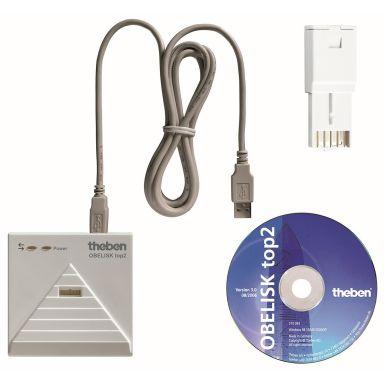 Theben 9070409 Programmeringsset för Windows 7/XP/2000