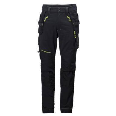 H/H Workwear Magni Midjebyxa svart