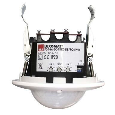Rutab 1300187 Närvarosensor 360°, 10-2000 lx, IP20