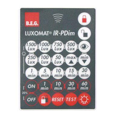 Rutab 1313665 Fjärrkontroll IR, 3 m räckvidd