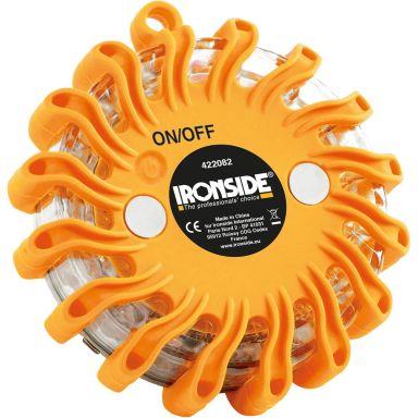 Ironside 422082 Varningslampa med CR123A-batteri