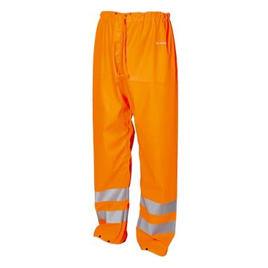Top Swede 2295 Regnbyxa varsel, orange