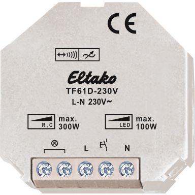 Eltako 30100033 Dimmerpuck 230V AC, IP30