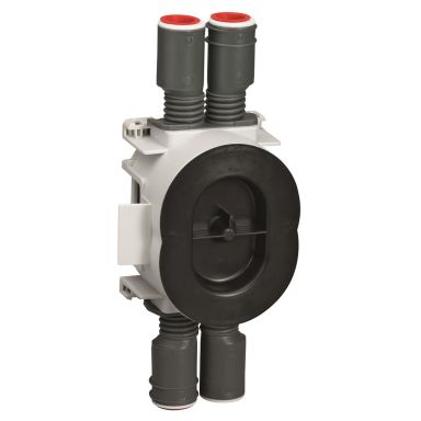Schneider Electric IMT35003 Apparatdosa brandklassad, 1,5 modul, 13/26 mm