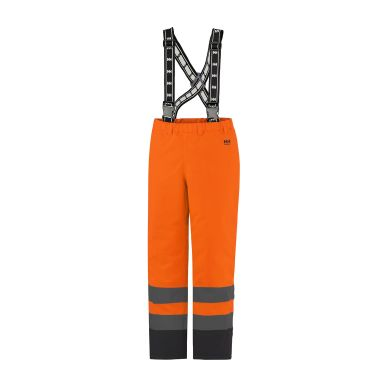 Helly Hansen Workwear Alta Arbetsbyxa varsel, orange/svart