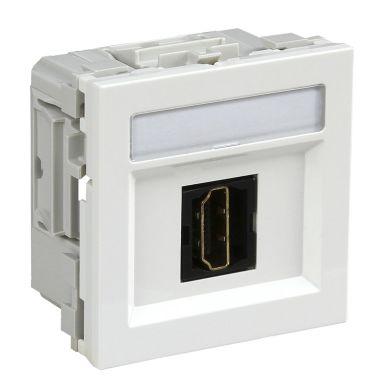 Schneider Electric INS64210 Multimedialiitäntä HDMI