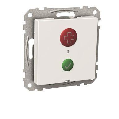 Schneider Electric WDE002249 Minnesenhet för montage i apparatdosa