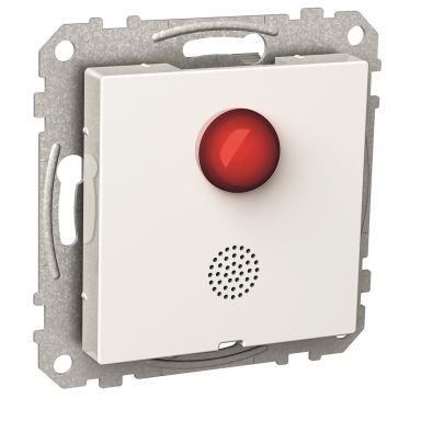 Schneider Electric WDE002251 Rumslampa för montage i apparatdosa