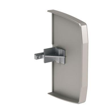 Schneider Electric INS13154 Ändstycke aluminium, symmetrisk
