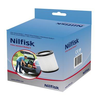 Nilfisk 81943047 Suodatin sopii Buddy II kanssa