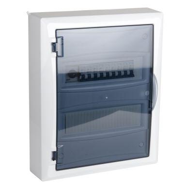 Gelia 4019160021 Normcentral 2 rader brytare, med dörr