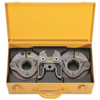 REMS 572060 R Presslinga med mellantång och låda, M42-54