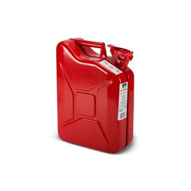 Målmarks 1020R Bensindunk plåt, röd