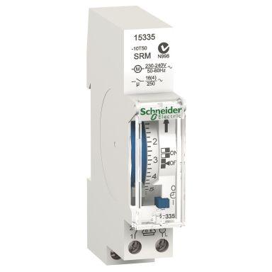 Schneider Electric 15335 Kopplingsur 1-polig, mekaniskt