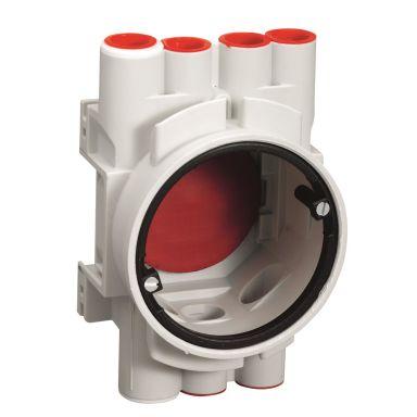Schneider Electric IMT35016 Kytkentärasia 5x16+2x21, 13 mm
