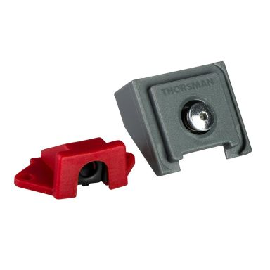 Schneider Electric 5197250 Låsesett for gulvboks UFB-800