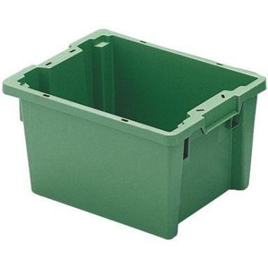 Schoeller Allibert ARCA TELLUS 4129 Kuljetuslaatikko vihreä