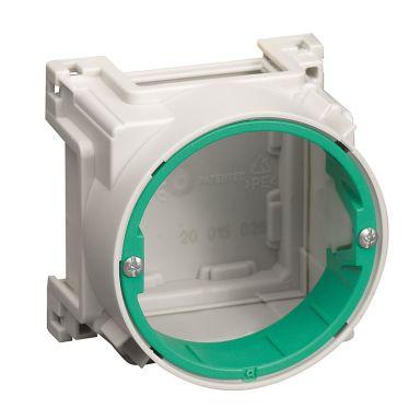 Schneider Electric IMT36195 Kytkentärasia nysätön, valkoinen/vihreä