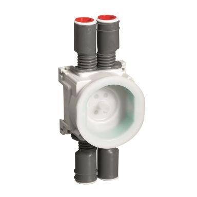 Schneider Electric IMT36137 Kytkentärasia rappauskannella, 4 nysää