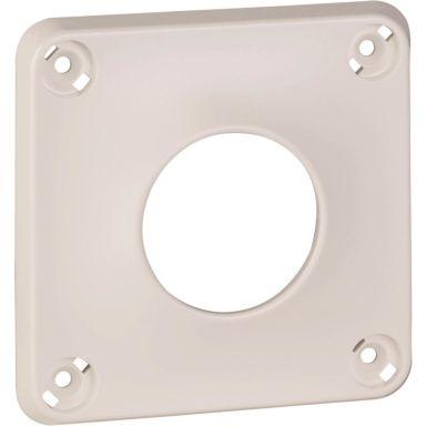 Schneider Electric WDE000913 Peitekehys robust, valkoinen