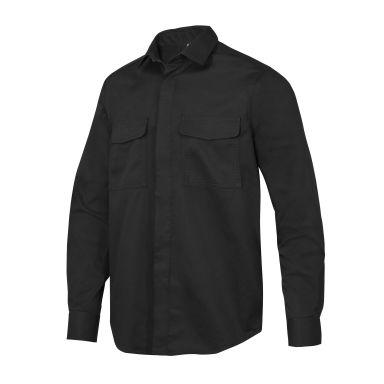 Snickers 8510 Skjorte svart
