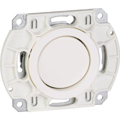 Schneider Electric WDE000930 Vaihtokytkin vankka, valkoinen