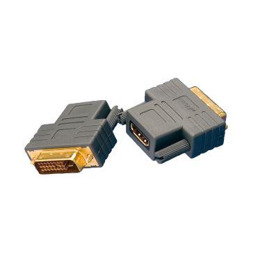 SUPRA 1001100161 Adapter DVI-hona till HDMI-hane