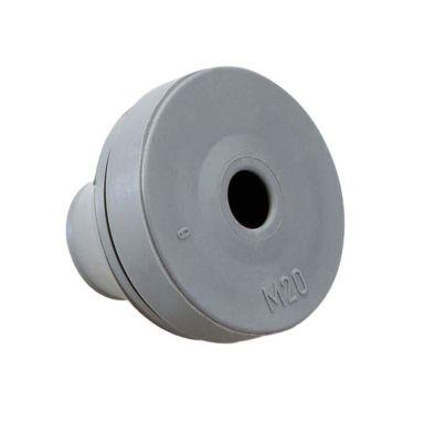 Rutab RUTASEAL LIGHT Gummigenomföring EPDM, grå
