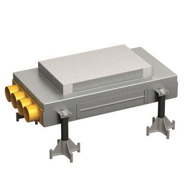 Schneider Electric ISM50340 Ingjutningsbox för 15 moduls-golvbox