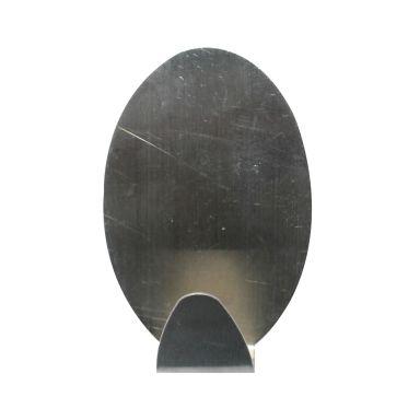 TARGET 19205.66 Krok självhäftande, oval