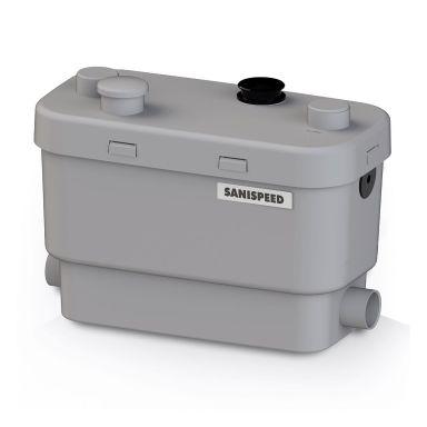 Saniflo Sanispeed+ Pump för kök och tvättstuga