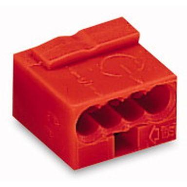 Wago 243-804 Klämma 7 x 10 x 10 mm, 100-pack