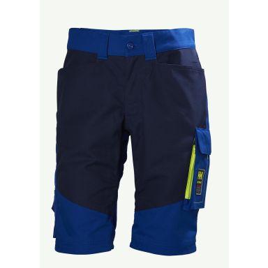 H/H Workwear Aker Arbetsshorts blå