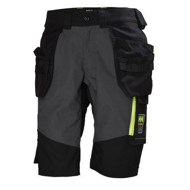 H/H Workwear Aker Arbetsshorts svart