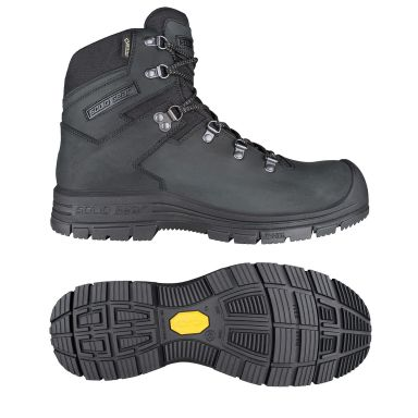 Solid Gear Bravo GTX Vernestøvler S3, svart