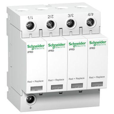 Schneider Electric A9L40401 Ylijännitesuoja Luokka II