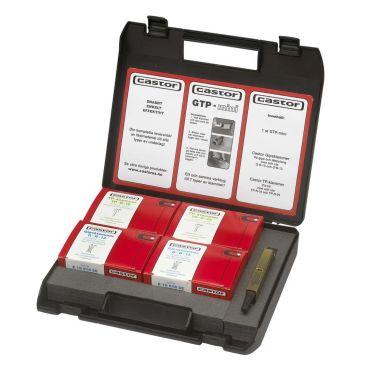Castor MTP SERVICE-KOFFER Serviceväska för magasinklammer MTP