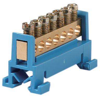 Garo NP7 Tilkoblingssplint 7 tilkoblinger, DIN-montering