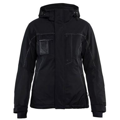 Blåkläder 497119879900XS Vinterjacka dam, svart