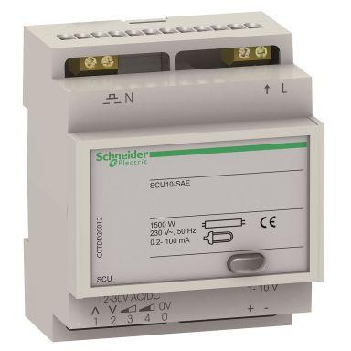 Schneider Electric CCTDD20012 Dimmer 1-10 V, 50 Hz, IP20