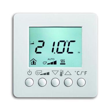 ABB 6138-0-0003 Rumstermostat HVAC, med display