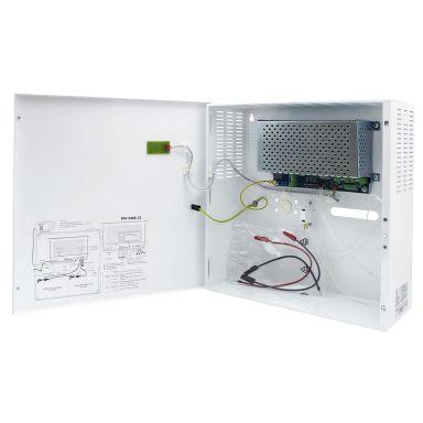 Alarmtech PSV 2465-12 Strömförsörjningsaggregat 180 W, med VIP-funktion