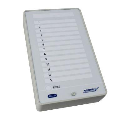 Alarmtech RM 12-24 Relämodul med indikeringstablå